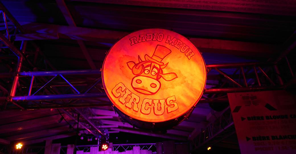 Radiomeuh Circus : La Clusaz, port du groove