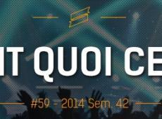 OFQCWE #59: Nördik Impakt, Les Nuits Electriques, Insolent