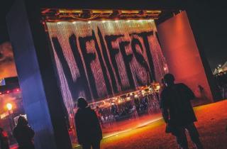 L'affiche 2019 du Hellfest est dévoilée