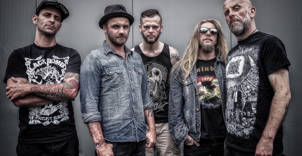 Black Bomb A, Leng Tch'e, Hørdür : les premiers noms du OUTCH! Extreme Metal Festival