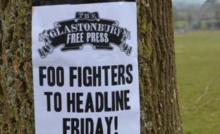 Foo Fighters à l'affiche de Glastonbury