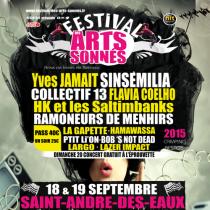 Festival des Arts Sonnés