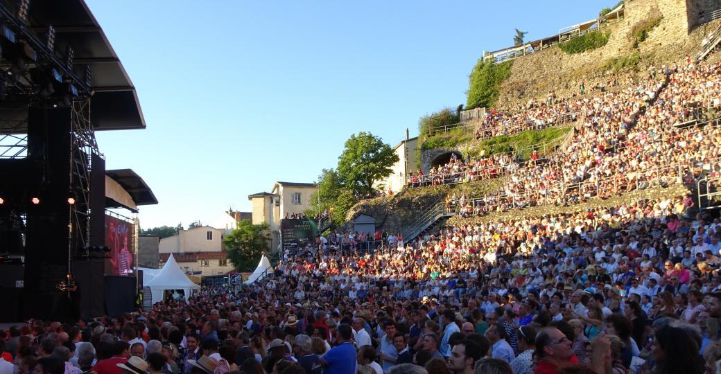 Jazz à Vienne, les théâtres de tous les possibles
