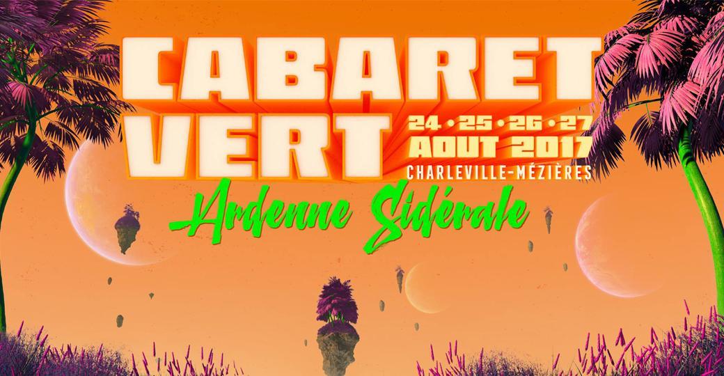 Remportez 2 pass pour le Cabaret Vert 2017