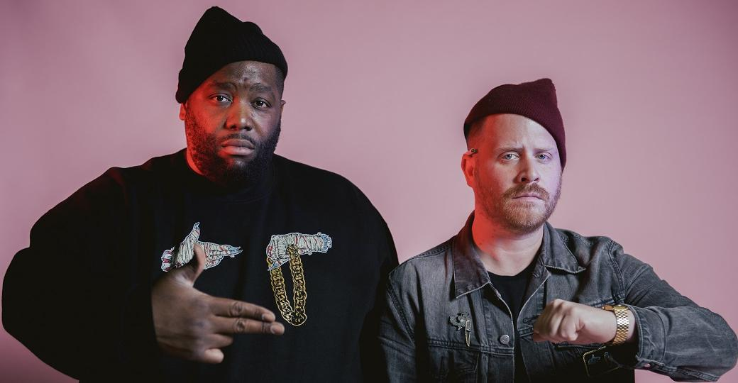 Run the Jewels, The Brain Jonestown Massacre et The XX sont dans la première playlist de l'année