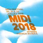 Midi Festival à Hyeres
