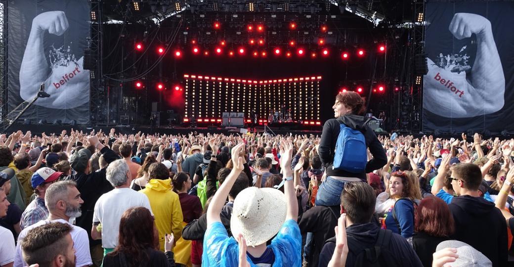 Les Eurockéennes, Reggae Sun Ska, Festival Roi Arthur... Les annonces qu'il ne fallait pas manquer la semaine dernière