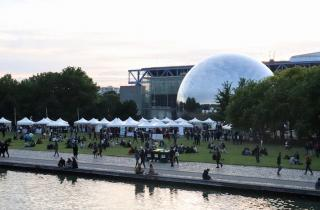 La Villette Sonique, une balade musicale au coeur du plus grand parc de Paris
