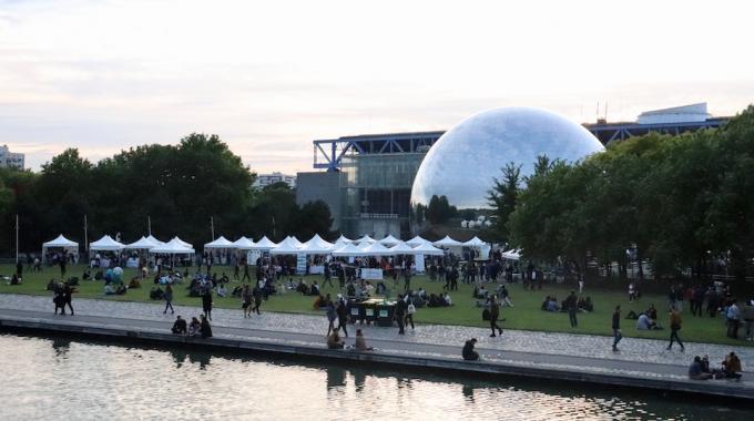 La Villette Sonique, une balade musicale au coeur du plus grand parc de Paris