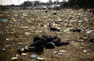 Le festival Glastonbury part en guerre contre le plastique