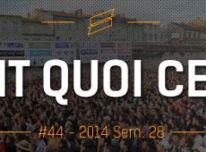 OFQCWE #44: Les Francofolies, Musilac, Jazz à Vienne...