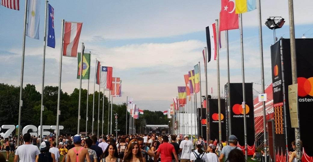 Sziget Festival 2019, le Woodstock des temps modernes