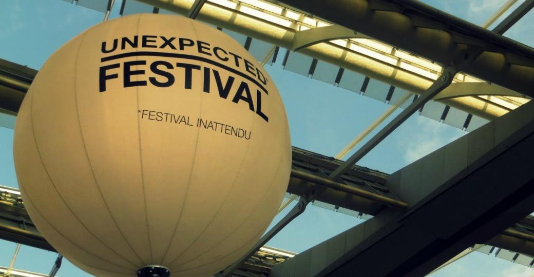 Unexpected Festival : quand Rock En Seine squatte le forum des Halles avec Papooz, Her...