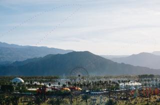 Comment vivre Coachella depuis chez toi