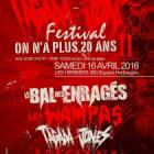 On n'a plus 20 ans