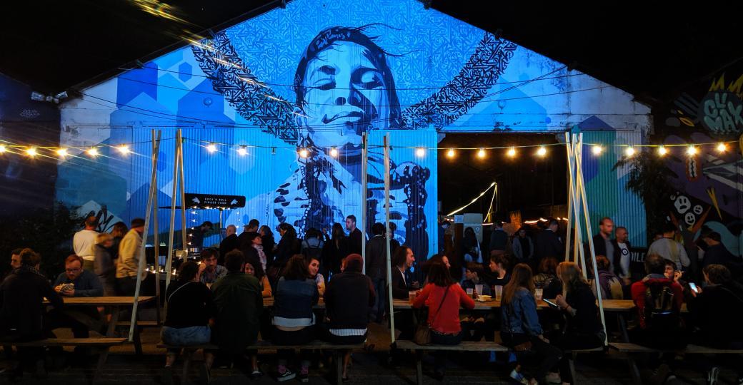 Climax festival 2019, énergie 100% renouvelée