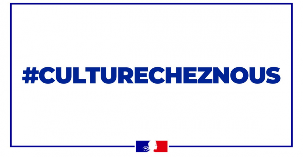 Covid-19 : Le ministère de la culture alloue 22 millions d'euros et lance #CultureChezNous