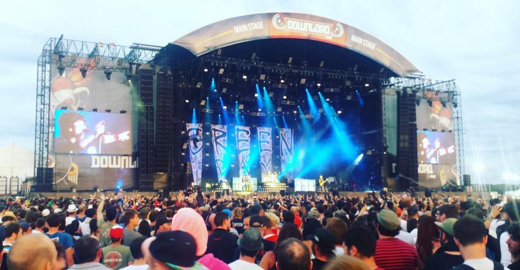 Le Download Festival France n'aura finalement pas lieu
