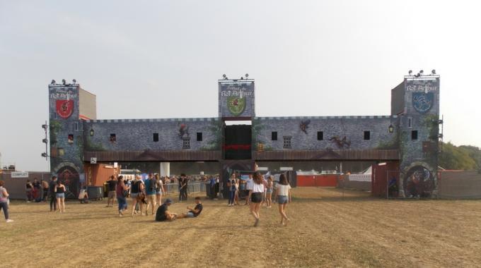 Au Festival du Roi Arthur, on a retrouvé le Graal