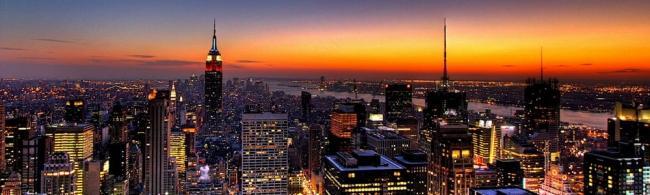 Les Francos à New York