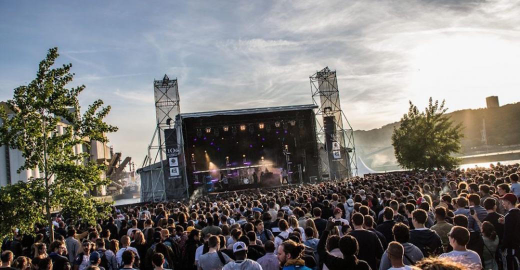 Arnaud Rebotini, Tricky, Kavinsky : l'expérience musicale du festival Rush