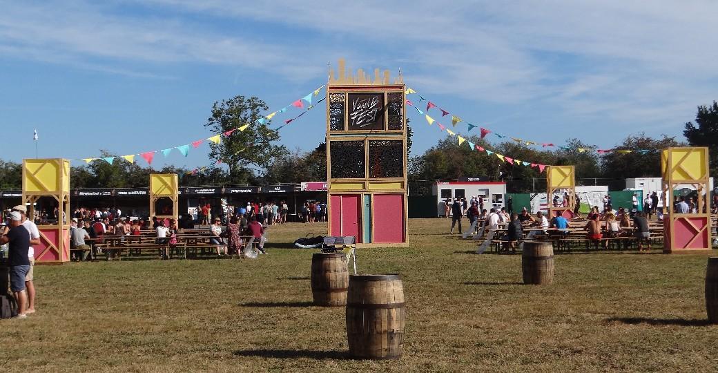 V and B Fest' 2019, la bière coule à flot en Mayenne