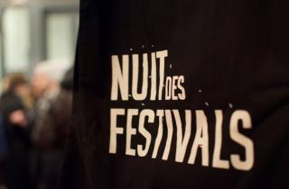 Trophées, bières & gifs : la Nuit des Festivals comme si vous y étiez