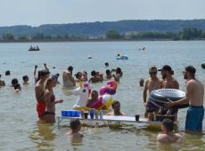 Le Chien à Plumes, une bête de festival sous la chaleur haut-marnaise