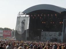 Un weekend en Belgique : le 21 juillet à Dour