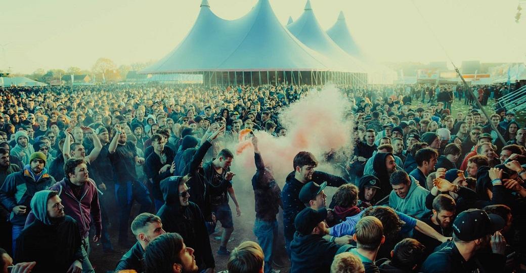 Groezrock festival : l'assemblée générale des punk-rockeurs
