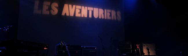 Les Aventuriers, du rock pour terminer l'année