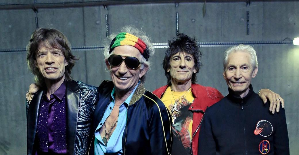 The Rolling Stones, Angel Haze et Hot Chip sont dans la playlist