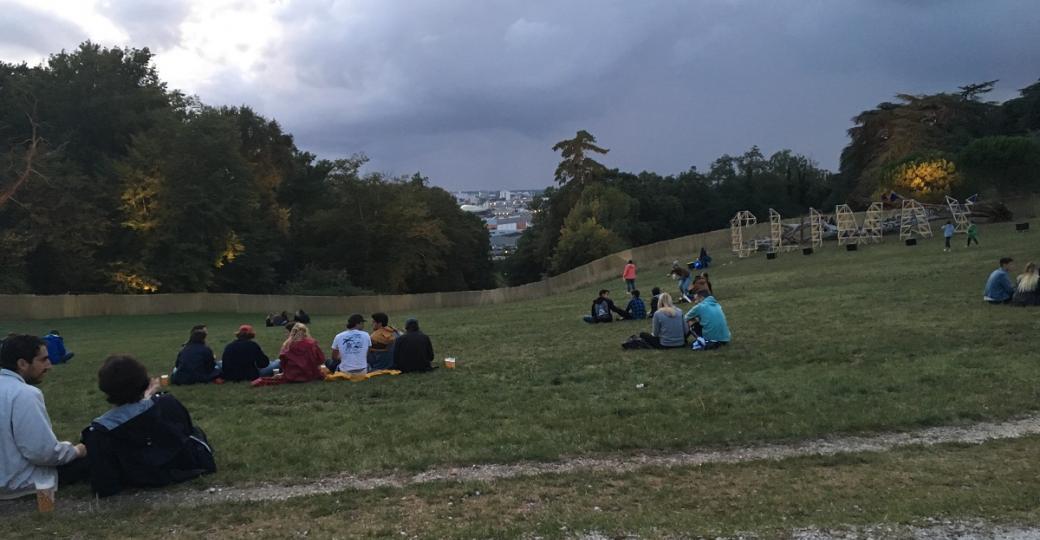 Climax Festival, l'écosystème de Darwin a tremblé
