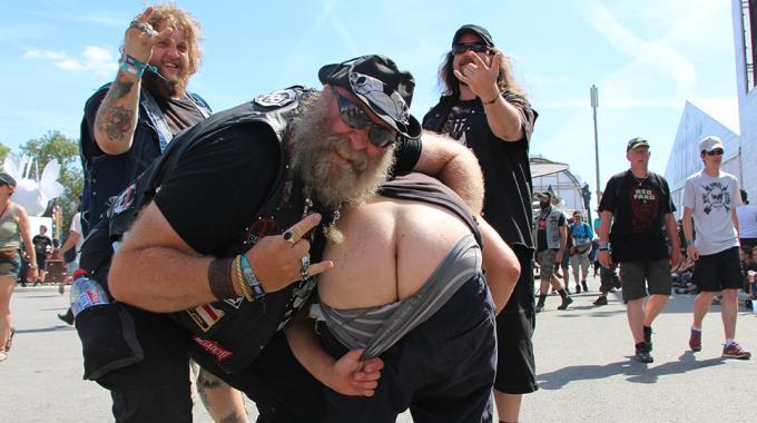 Hellfest, une dixième pour l'éternité