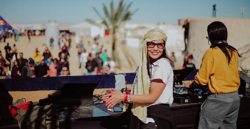 Un dispositif anti-harcèlement dans le festival tunisien Les Dunes Électroniques