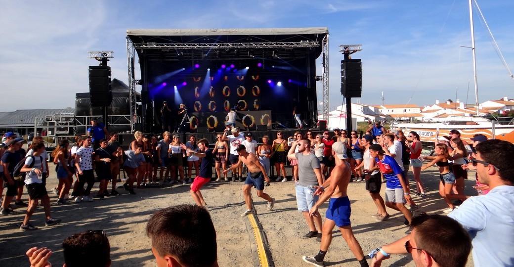 Iode Festival, électro et chaleur à Noirmoutier