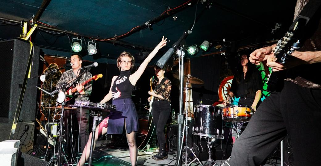 Bodega, Birds in Row, White Fence... Cabaret Vert dévoile la programmation de sa scène Razorback