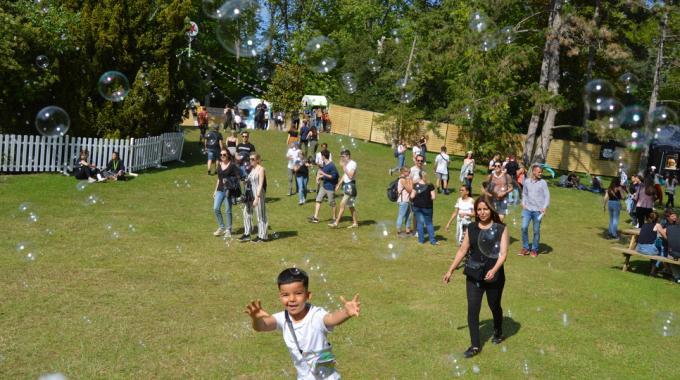 La Magnifique Society 2019 : Le Parc de Champagne en pleine effervescence !