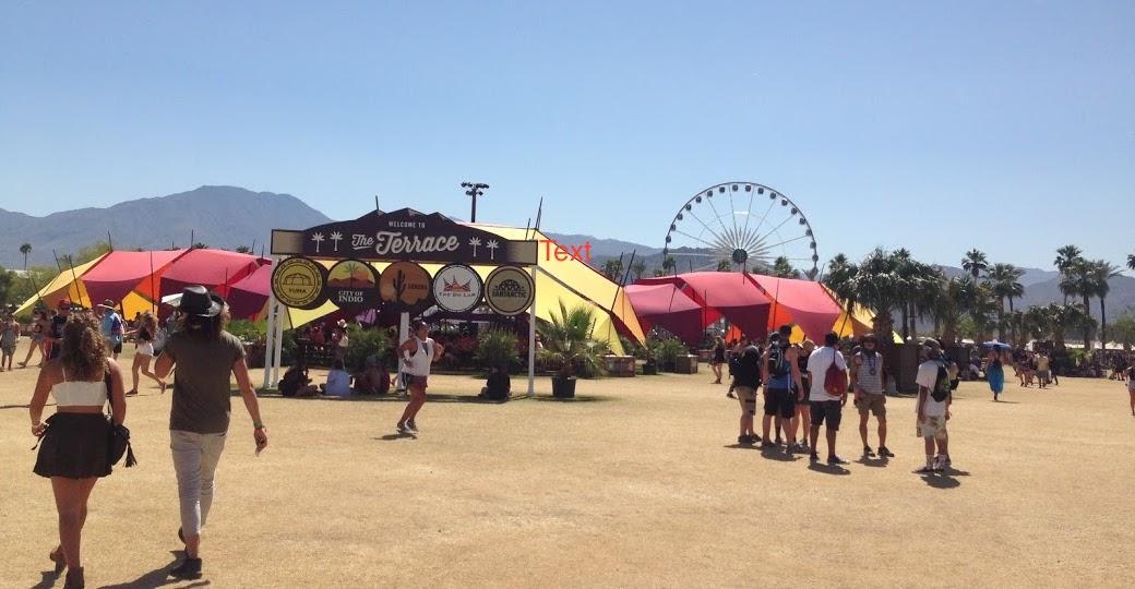 Coachella : lives incroyables dans le désert californien
