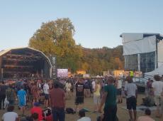 No Logo festival, un festival indépendant de reggae et de dub au sommet