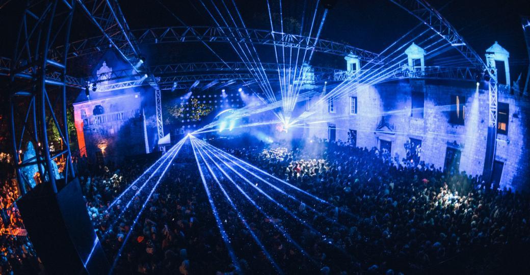 Brest: Astropolis revient pour une 25e édition aussi électronique qu'électrisante