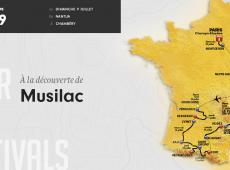 Etape 9 - 181.5km - montée d'adrénaline au festival Musilac