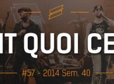 OFQCWE #57: Nancy Jazz Pulsations, Rocktambules, Zickametz