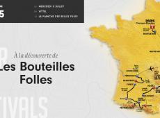Etape 5 - 160.5 km - Les Bouteilles Folles de Vittel