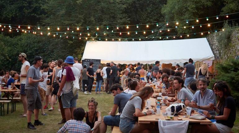 5 festivals où ton ami végétarien ne risque pas de mourir de faim