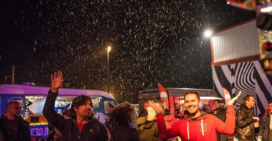Le Bazr Festival Pop Noël, fêter Noël avant l'heure.