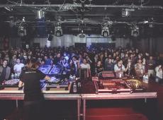 Les Nuits Sonores s'exportent à Bruxelles en septembre