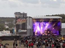 Gaëtan Roussel, Oldelaf et Kaly Live Dub à la 7eme Vague