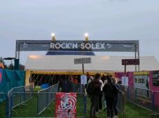 Rock 'N Solex, entre grosse musique et courses déjantées