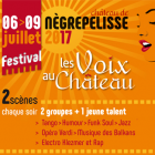 Festival Les Voix au Château